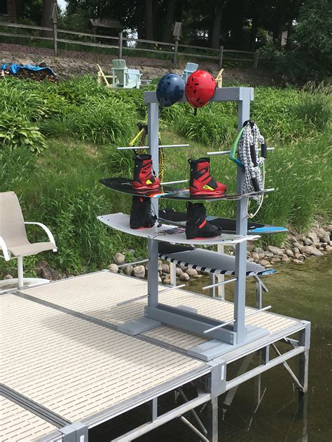 Diy Life Wakeboard Rack Rubber