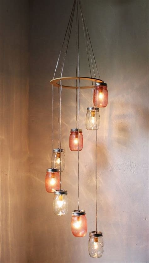 Diy Light Fixtures Chandeliers