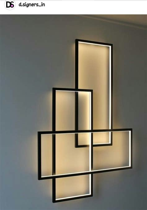 Diy Light Fixtures Using Picture Frames