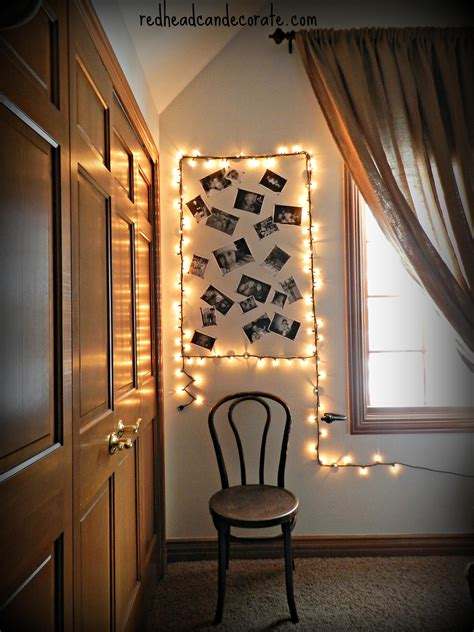 Diy Light Frames