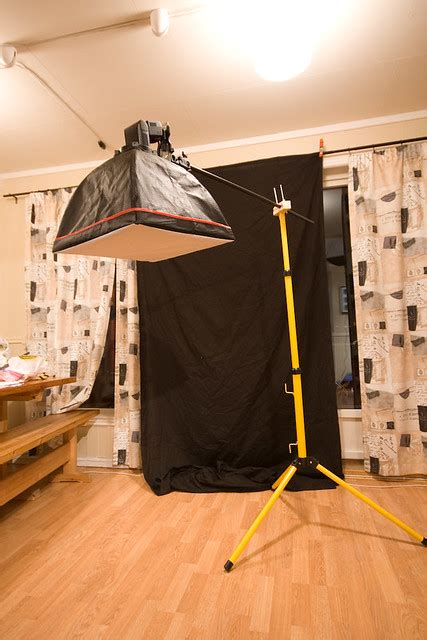 Diy Light Stand Boom