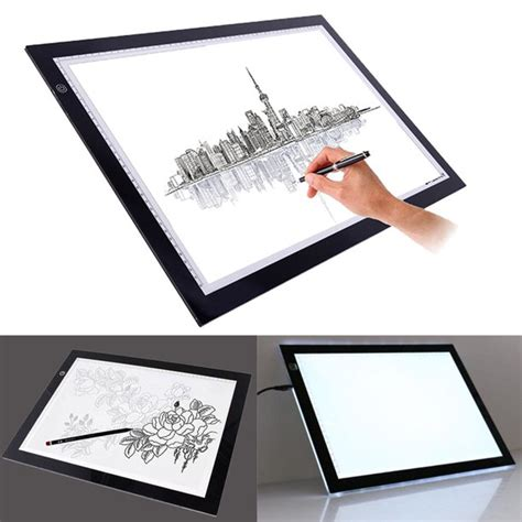 Diy Light Table For Tattoo Artist
