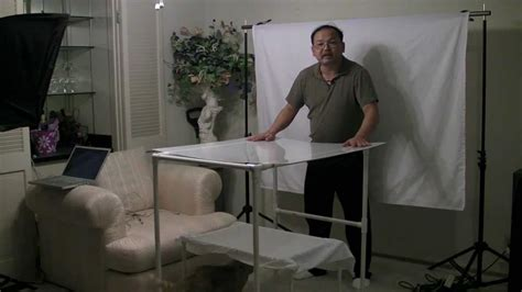 Diy Light Table Product Photography