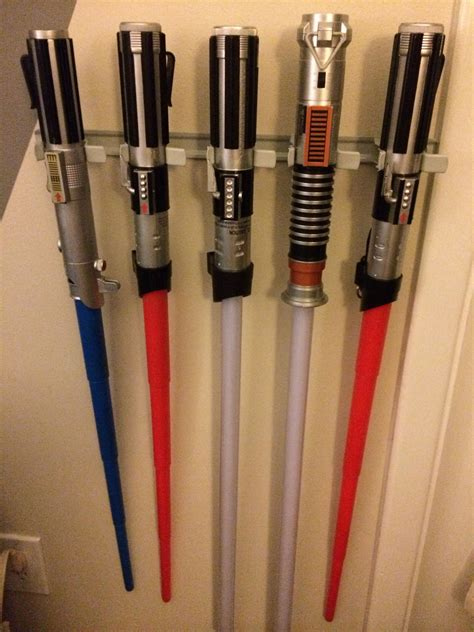 Diy Lightsaber Holder