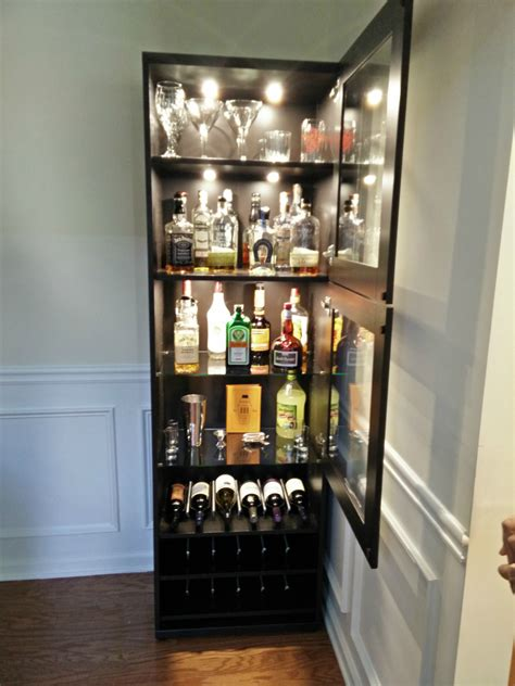 Diy Liquor Bar For Home