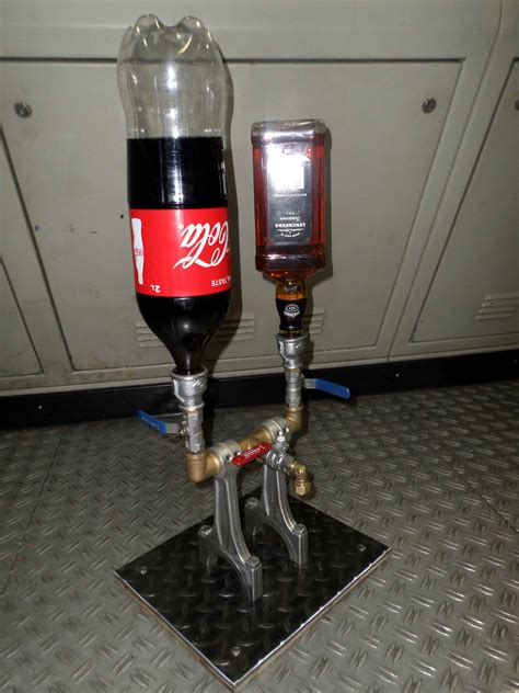 Diy Liquor Dispenser Parts List