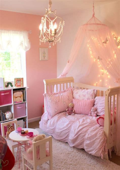 Diy Little Girl Bedroom Ideas
