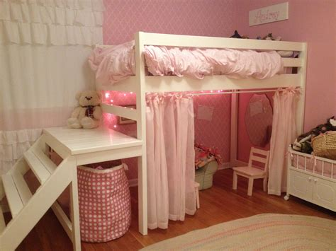 Diy Little Girl Beds