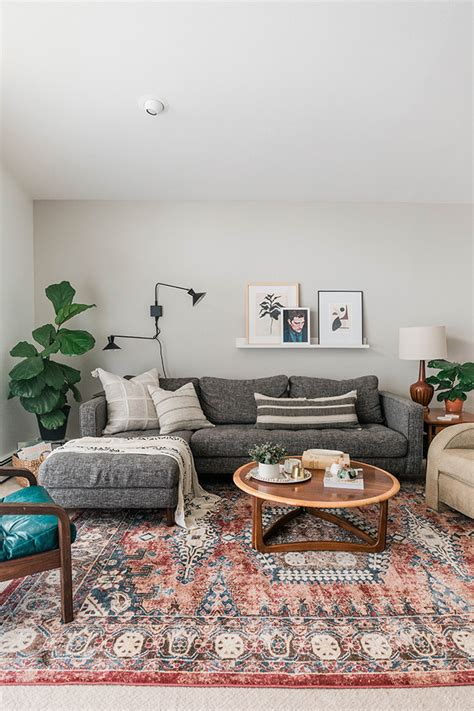 Diy Living Room Rug