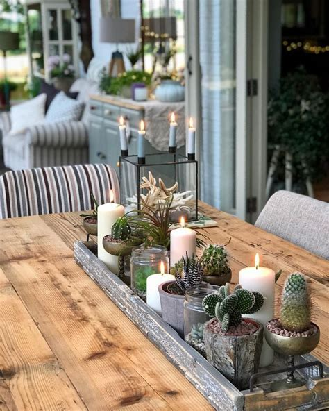 Diy Living Room Table Centerpiece Videos