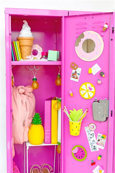 Diy Locker Designs Inside
