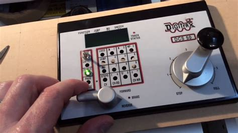 Diy Locomotive Controller