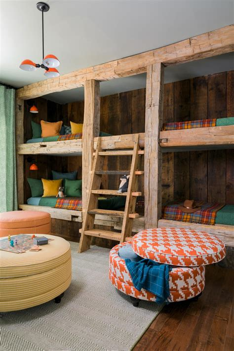 Diy Loft Bed By The Windows