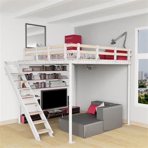 Diy Loft Bed Kit