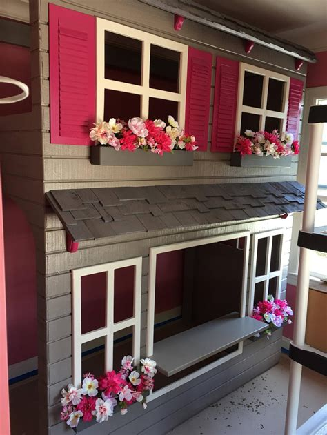 Diy Loft Bed To Have Play Area Underneath