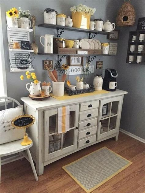 Diy Loft Coffee Bar Ideas