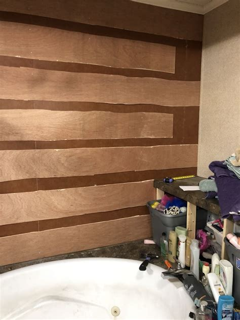 Diy Log Cabin Walls