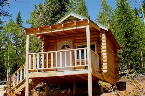 Diy Log House Designs