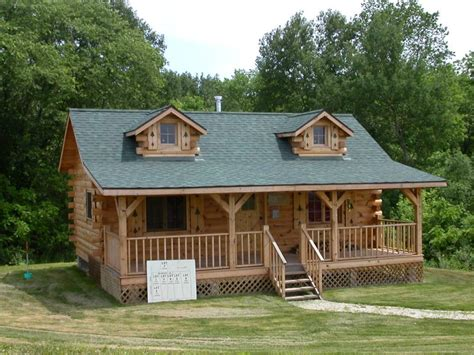 Diy Logs From 2x6s For A Log House