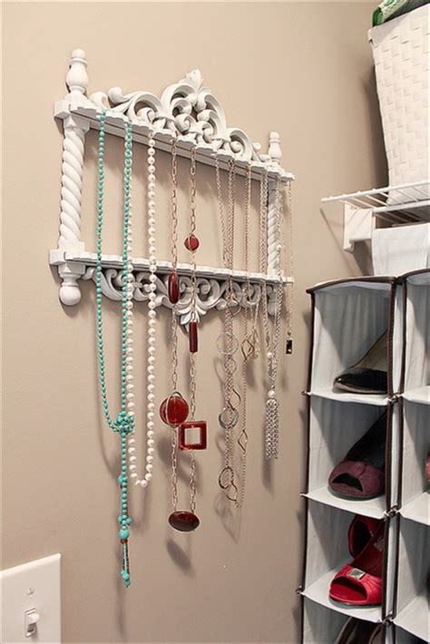 Diy Long Necklace Stands