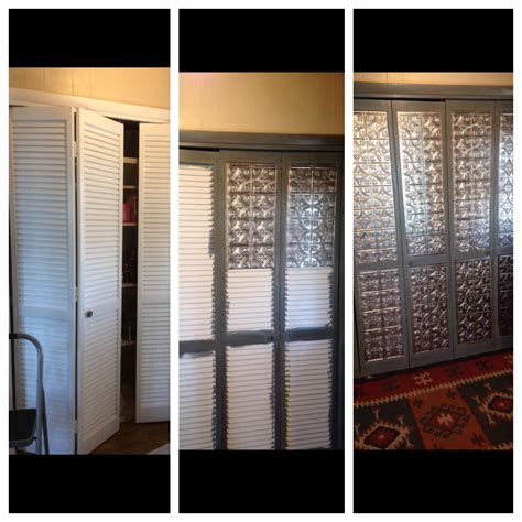 Diy Louvered Door Makeover