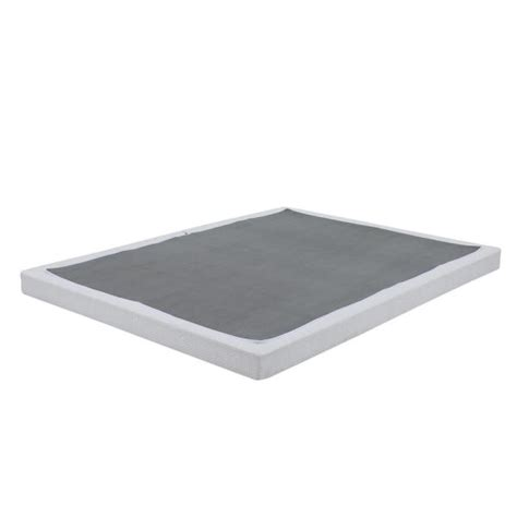 Diy Low Profile Bed Foundation