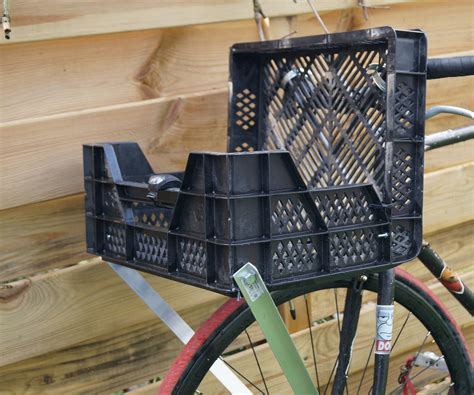 Diy Luggage Rack Bike