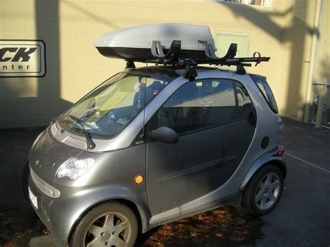 Diy Luggage Racks For Smart Car Pics