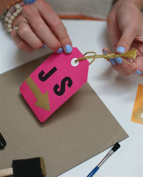 Diy Luggage Tags Personalized