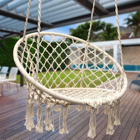 Diy Macrame Swing Chair