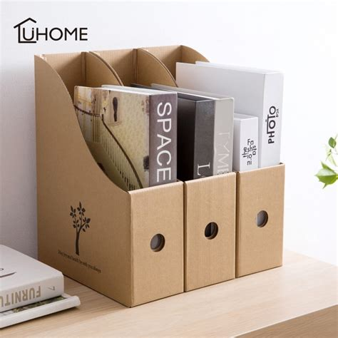 Diy Magazine File Folder Holder