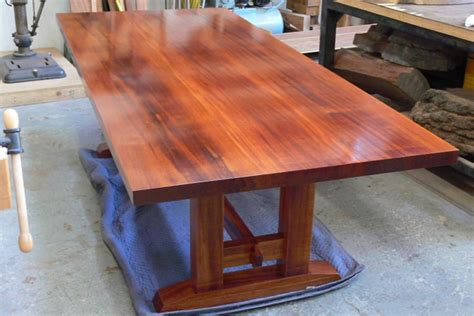 Diy Mahogany Dining Table