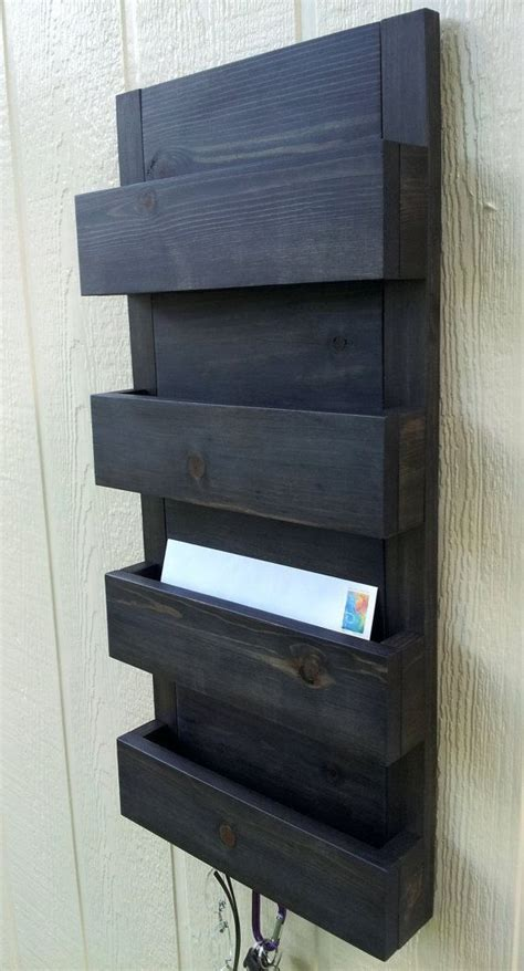 Diy Mail Organizer Furniture