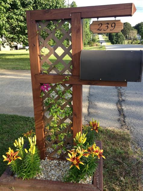 Diy Mailbox Ideas