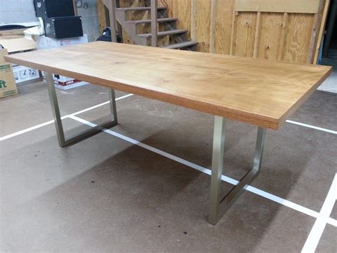 Diy Make Table Larger With Solid Core Door