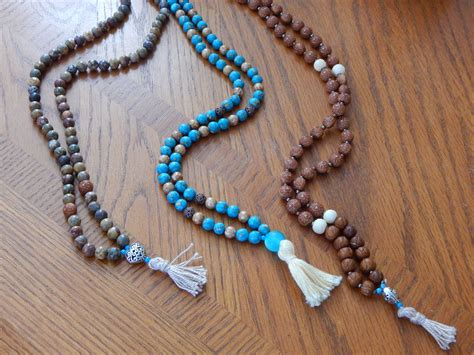 Diy Mala Bead Making