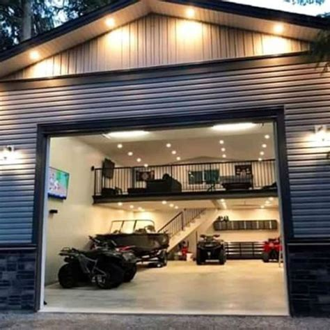 Diy Man Cave Garage