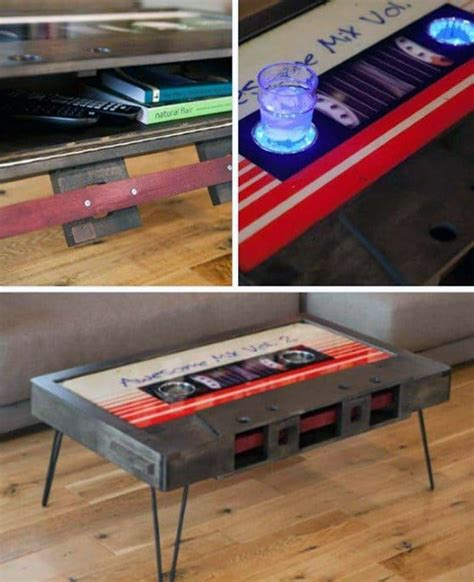 Diy Man Cave Table