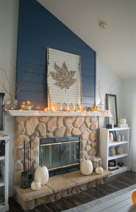 Diy Mantel Designs