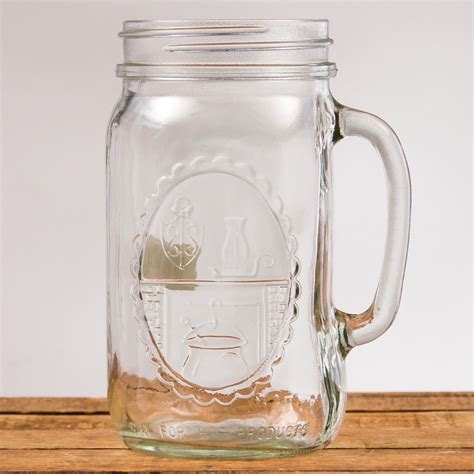 Diy Mason Jar Mugs With Handles
