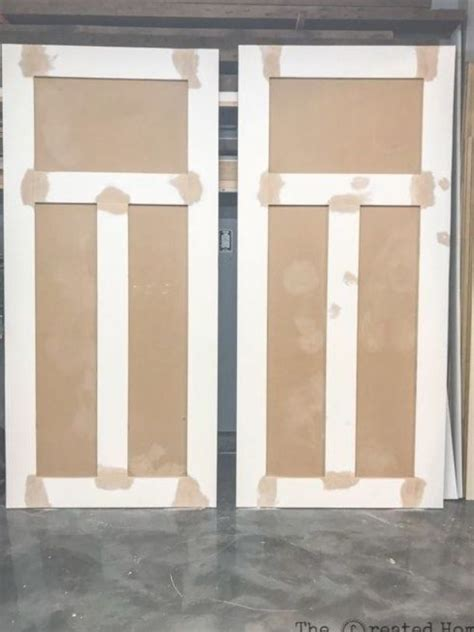 Diy Mdf Barn Door