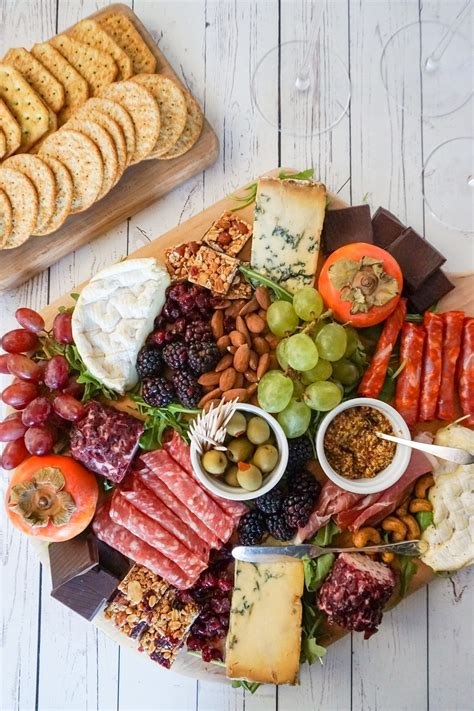Diy Meat And Cheese Tray