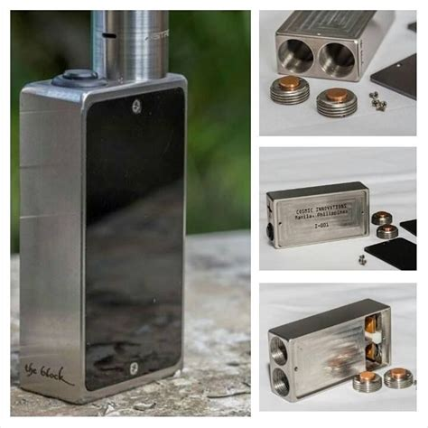 Diy Mechanical Box Mod Parts