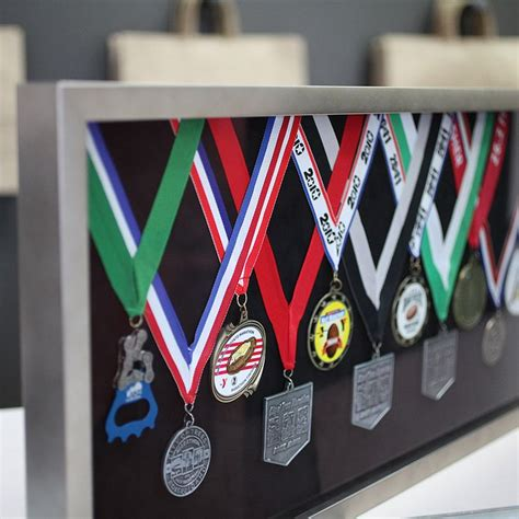 Diy Medal Shadow Box
