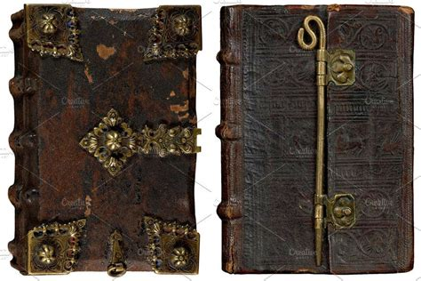 Diy Medieval Book Cover