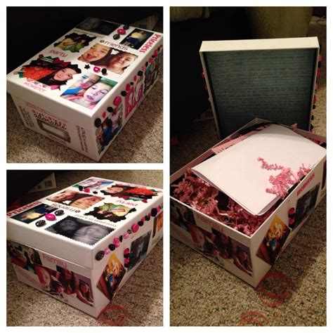 Diy Memory Box For Best Friend