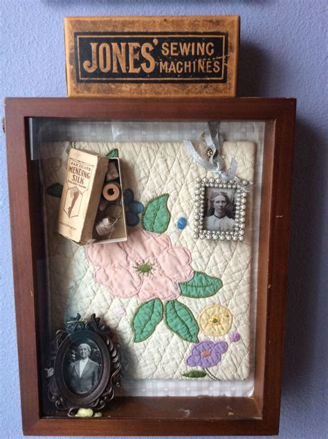 Diy Memory Shadow Box