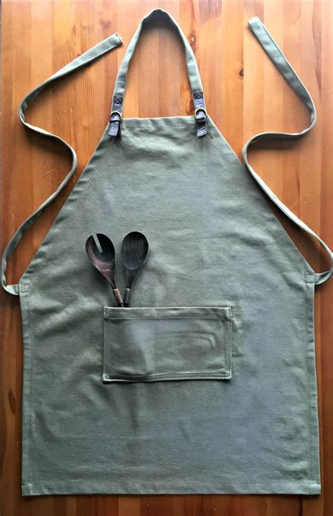 Diy Mens Apron Pattern