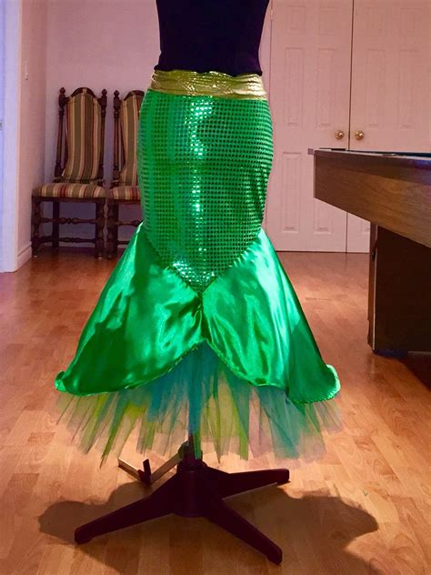 Diy Mermaid Skirt