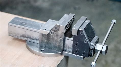 Diy Metal Bench Vise